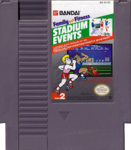 Stadium Events - NES