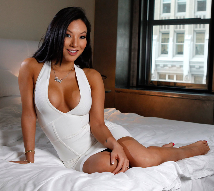 Hot asian babe in stockings and doctor uniform Asa Akira gets screwed  1586473