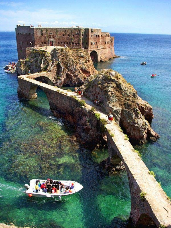 Fort of Saint John the Baptist, Berlenga Island-Portugal
