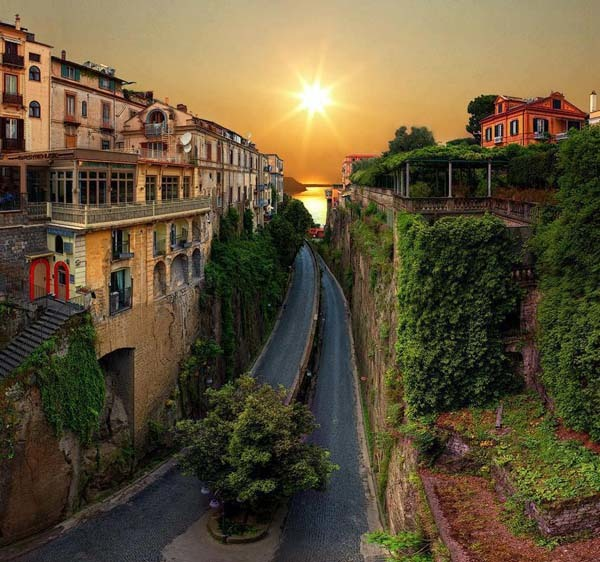 Sorrento, southern Italy
