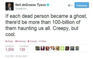 100 billion ghosts