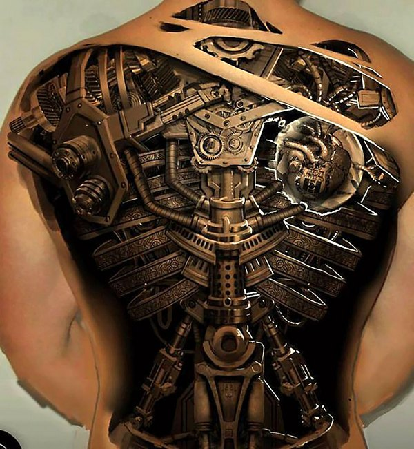 3d tattoos 64 realistic and highly creative tattoos that push the