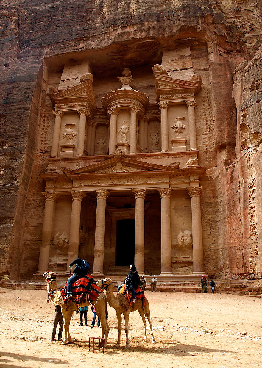 Petra, Jordan-amazing-places-to-see-before-you-die